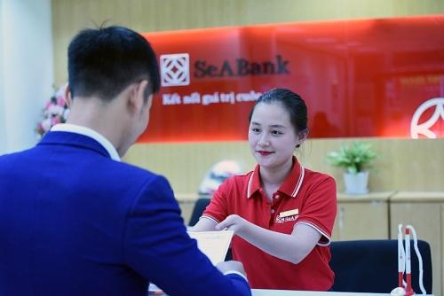 Lợi nhuận trước thuế của SeABank đạt hơn 1.390,69 tỷ đồng năm 2019