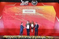 Hapharco nằm trong Top 4 công ty dược tư nhân lớn nhất Việt Nam