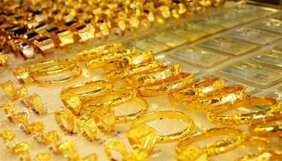 Giá vàng tăng kỷ lục, lập đỉnh mới