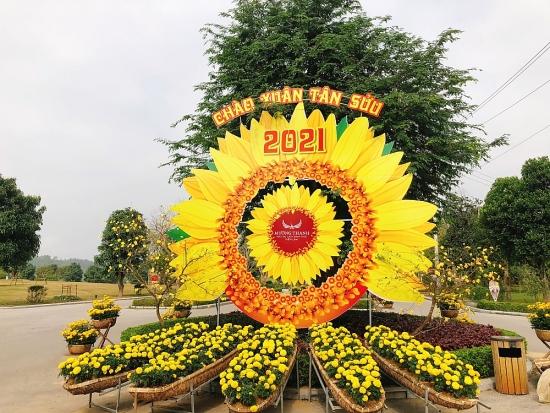 Trẩy hội hoa xuân và nghỉ dưỡng với ưu đãi hấp dẫn tại Khu du lịch sinh thái Mường Thanh