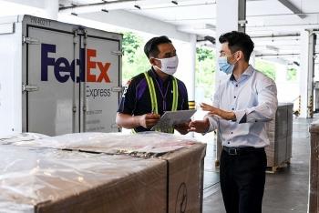 FedEx cam kết hoạt động trung hòa carbon vào năm 2040