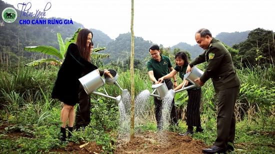 """""""Thêm xanh"""", một sản phẩm du lịch mới lạ, độc đáo tại Vườn Quốc gia Cúc Phương"""