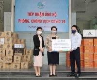 Nestlé Việt Nam hỗ trợ 12 tỷ đồng chung tay cùng Chính phủ phòng, chống dịch Covid-19