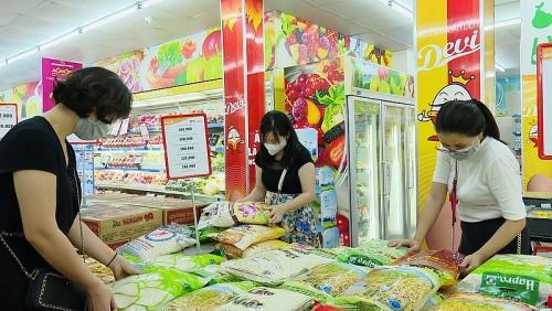 Hà Nội dành khoảng 39.000 tỷ đồng chuẩn bị hàng hóa phục vụ Tết 2022