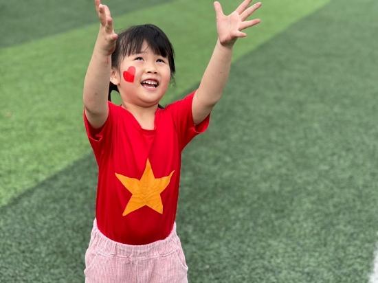 Ngày hội thể thao cho bé: Khơi dậy tình yêu thể thao trong con trẻ