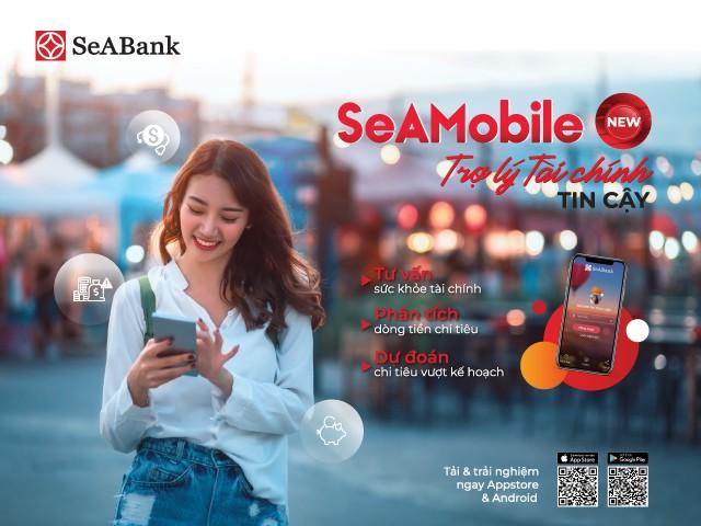 SeAMobile New - Trợ lý tài chính tin cậy