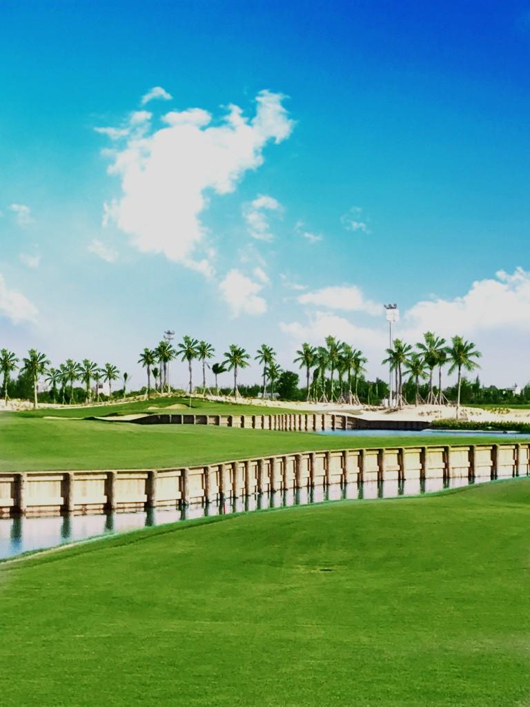 BRG Đà Nẵng Golf Resort - CLB gôn 36 hố đầu tiên tại Đà Nẵng