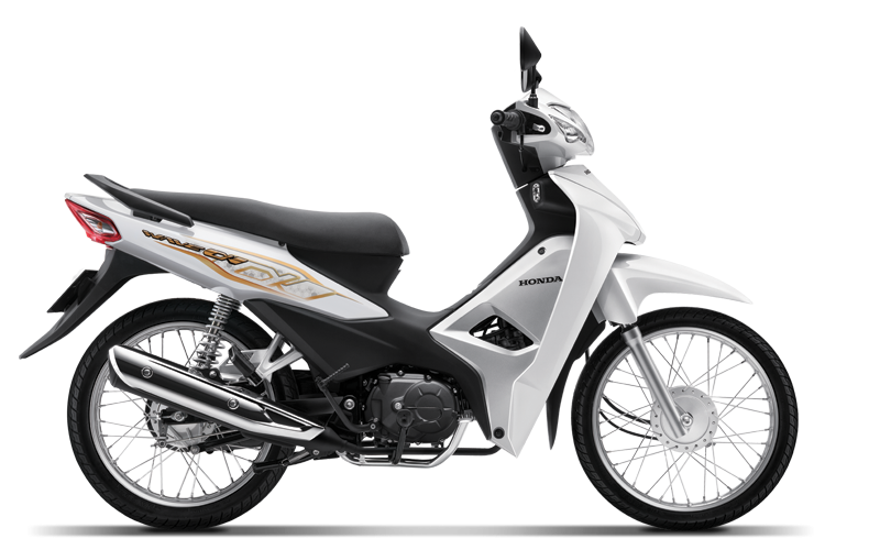 Wave alpha là mẫu xe số bán chạy nhất của Honda trong tháng 4/2021