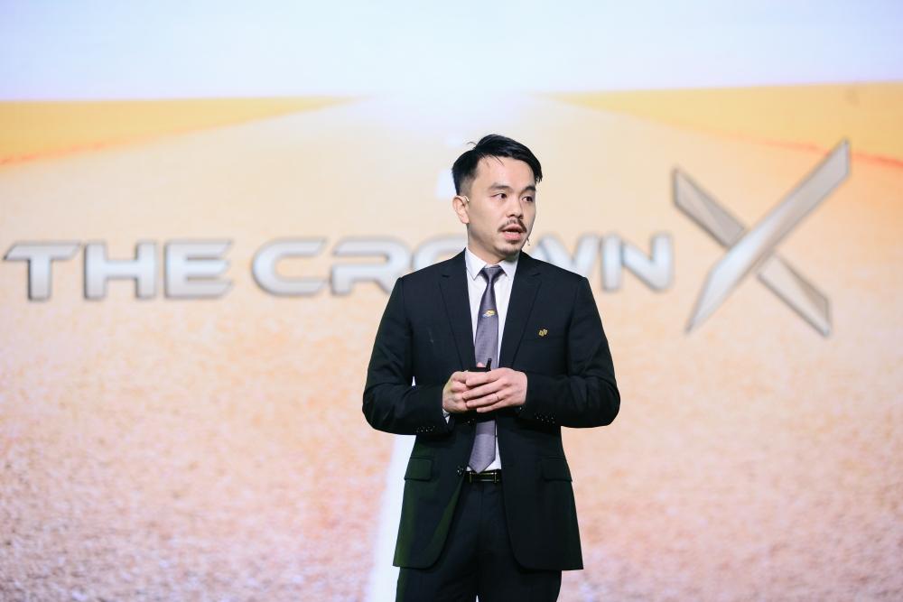 The CrownX hợp tác cùng Alibaba và Baring Private Equity Asia với khoản đầu tư 400 triệu USD