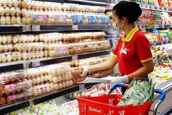 Nguồn cung hàng hoá tại các tỉnh phía Nam được cải thiện, siêu thị hàng hoá tương đối đầy đủ