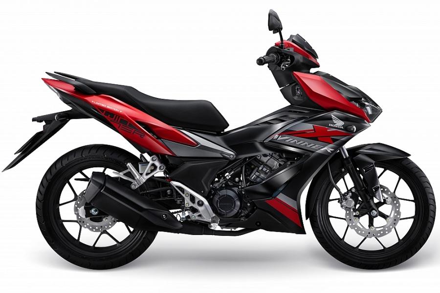 Honda Việt Nam ghi dấu ấn tại phân khúc xe côn tay cỡ nhỏ với siêu phẩm dẫn đầu WINNER X