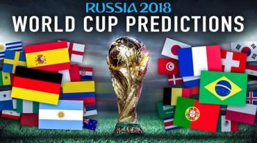 Người hâm mộ túc cầu trên khắp hành tình hồi hộp đón chờ giây phút khai mạc World Cup 2018