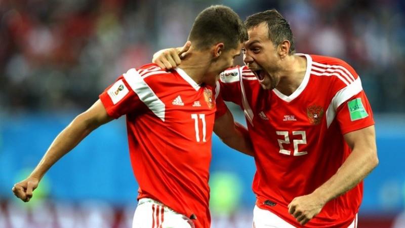 Nga 3 - 1 Ai Cập: Chiến thắng thuyết phục dành cho nước chủ nhà