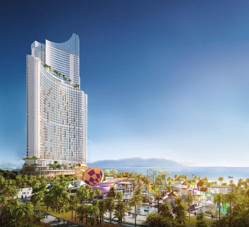 sunbay park hotel resort phan rang diem sang dau tu bat dong san du lich