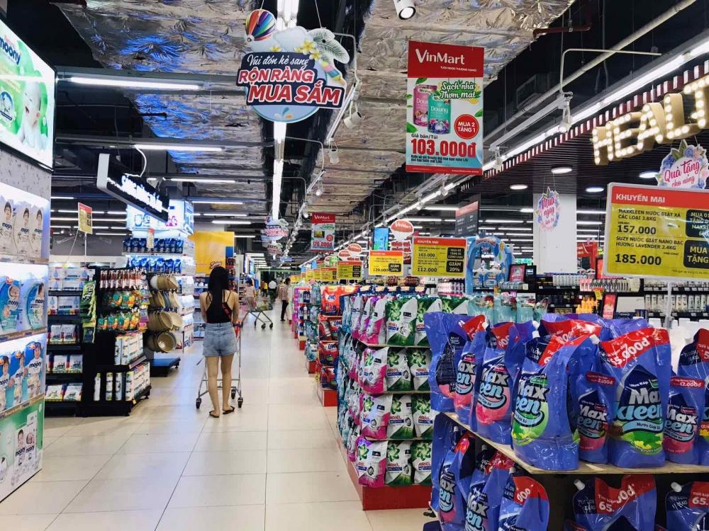"""VinMart/VinMart+ khuyến mại lên đến 50% hàng trăm mặt hàng """"Tươi Ngon Thượng Hạng"""""""