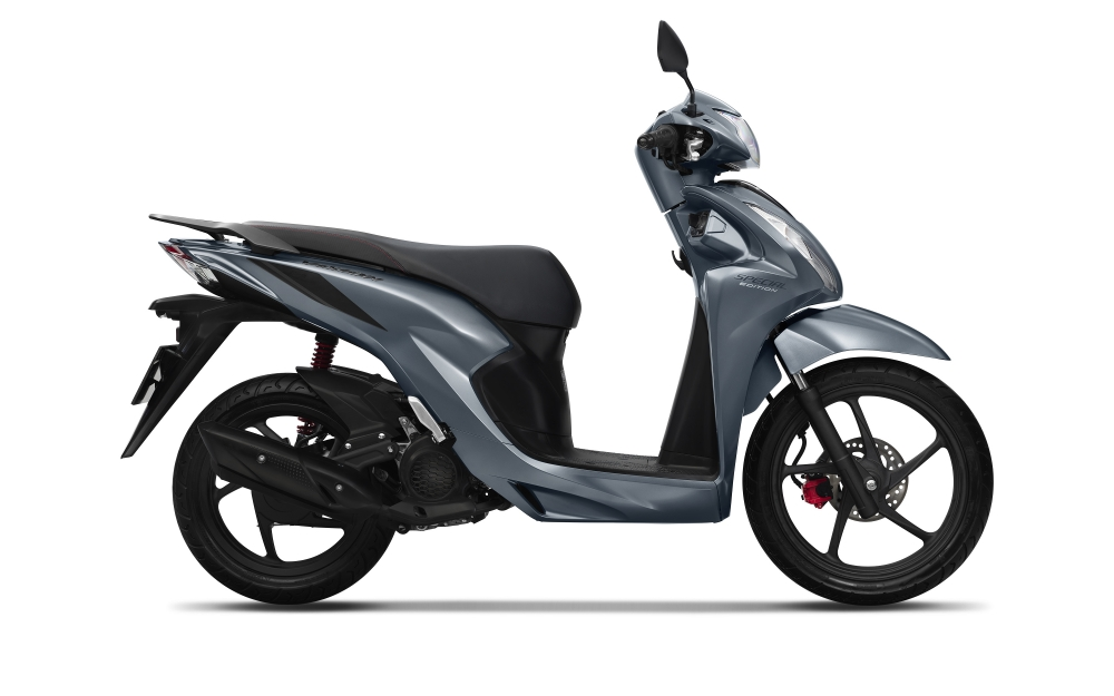 Vision tiếp tục là mẫu xe bán chạy nhất trong phân khúc xe tay ga của Honda Việt Nam