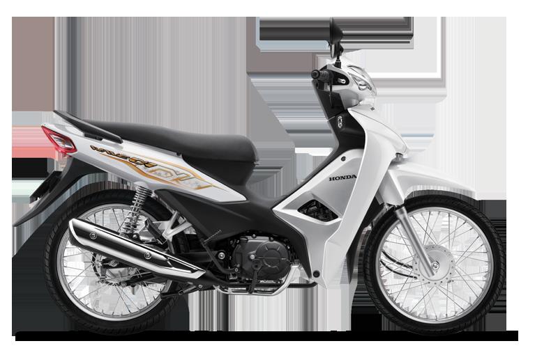 Wave alpha là mẫu xe số bán chạy nhất của Honda trong tháng 4.2021