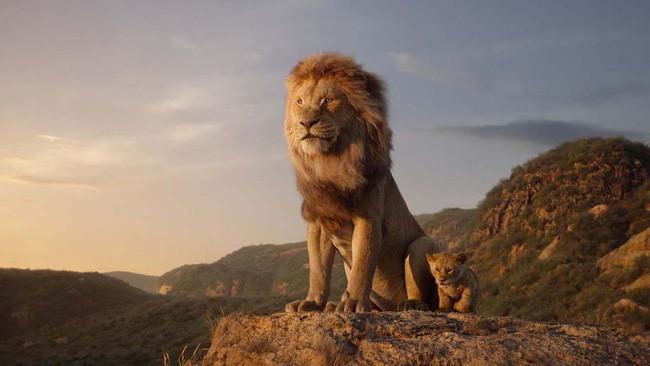 """""""The Lion King"""" lập doanh thu kỷ lục sau 2 tuần công chiếu"""
