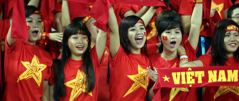 Tôi yêu Việt Nam!