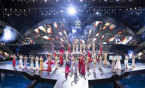 luong thuy linh nguoi dep vung cao dang quang miss world vietnam 2019