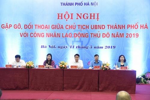 Tăng cường đối thoại để thể hiện ý Đảng hợp lòng dân