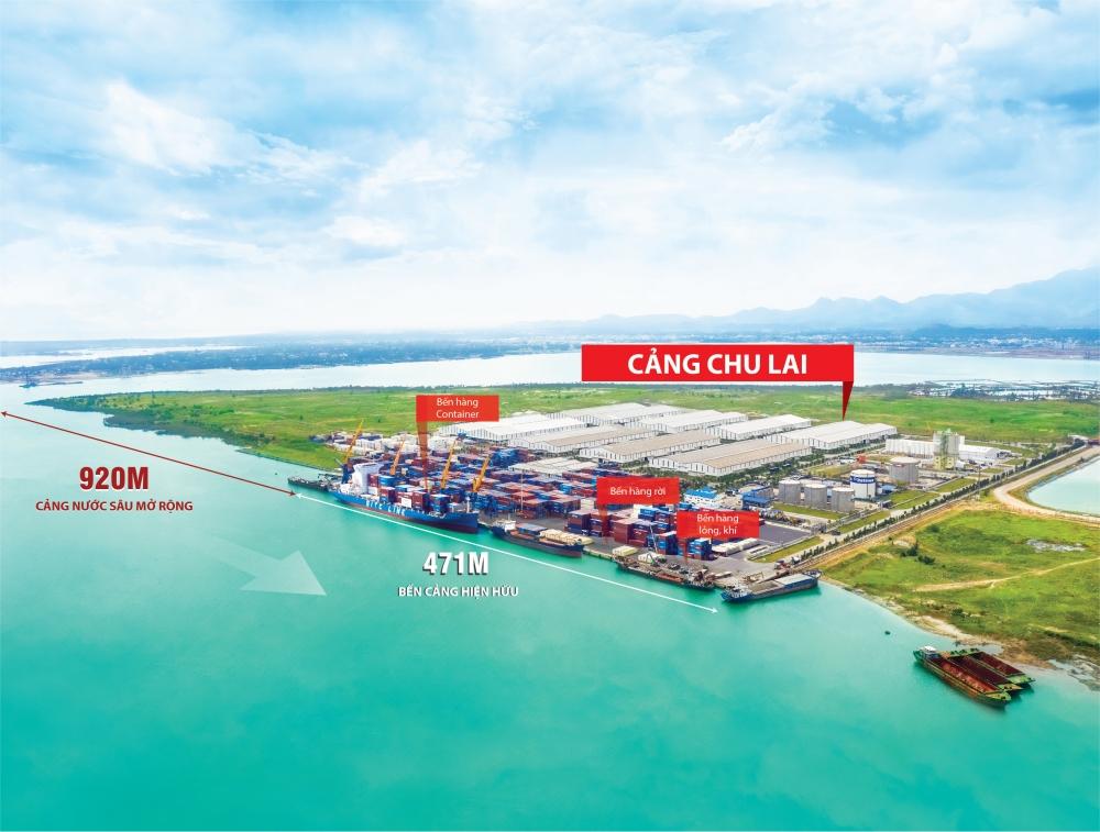 Cảng Chu Lai (thuộc THILOGI)