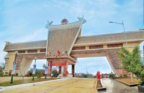 THILOGI mở tuyến vận chuyển qua cửa khẩu quốc tế Nam Giang - Đắc Tà Oọc