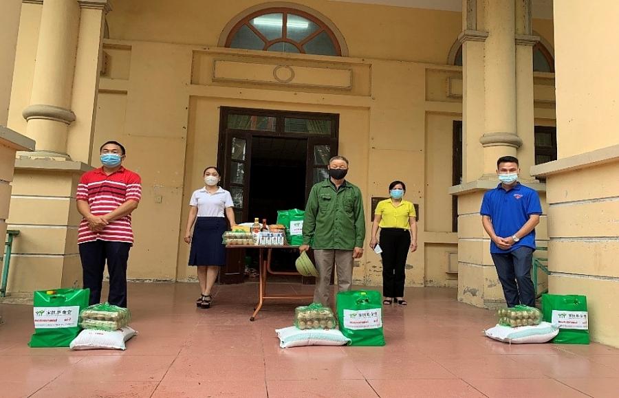 Huyện Sóc Sơn vận động tài trợ cho trẻ em và hộ gia đình có hoàn cảnh khó khăn