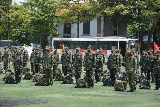 Điều động 1.000 cán bộ, quân y vào Nam chống dịch: Phát huy vai trò xung kích nơi tuyến đầu