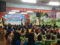 Trường Mầm Non Mùa Xuân khai giảng năm học 2019 - 2020