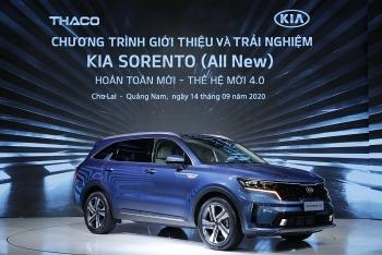 Thaco giới thiệu Kia Sorento (All New) - Thế hệ mới 4.0
