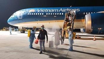Hôm nay 18/9, Vietnam Airlines chính thức khôi phục đường bay quốc tế thường lệ