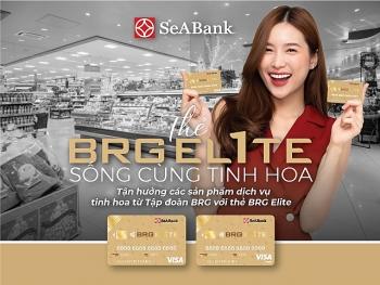 SeABank và Tập đoàn BRG ra mắt thẻ BRG Elite với ưu đãi lên tới 25%