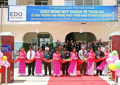Ninh Thuận vào nhóm các địa phương tăng trưởng kinh tế cao nhất nước