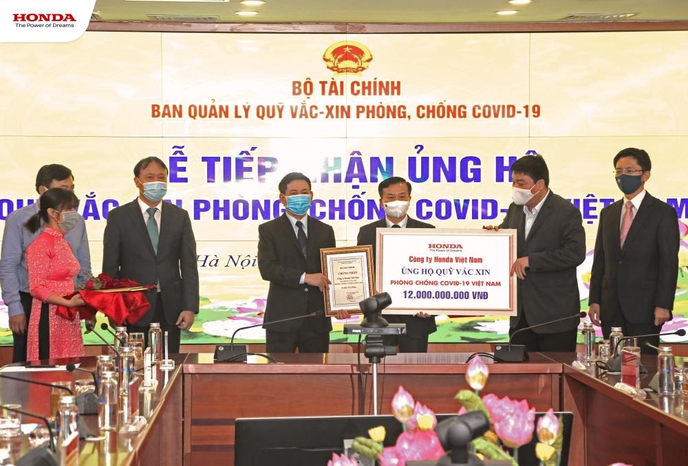 Kết quả kinh doanh 6 tháng đầu năm và những đóng góp xã hội của Honda Việt Nam