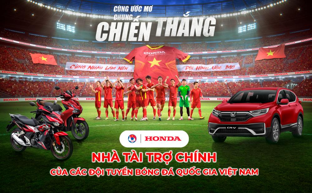 13. HVN tiếp tục là nhà tài trợ chính các đội tuyển bóng đá quốc gia Việt Nam