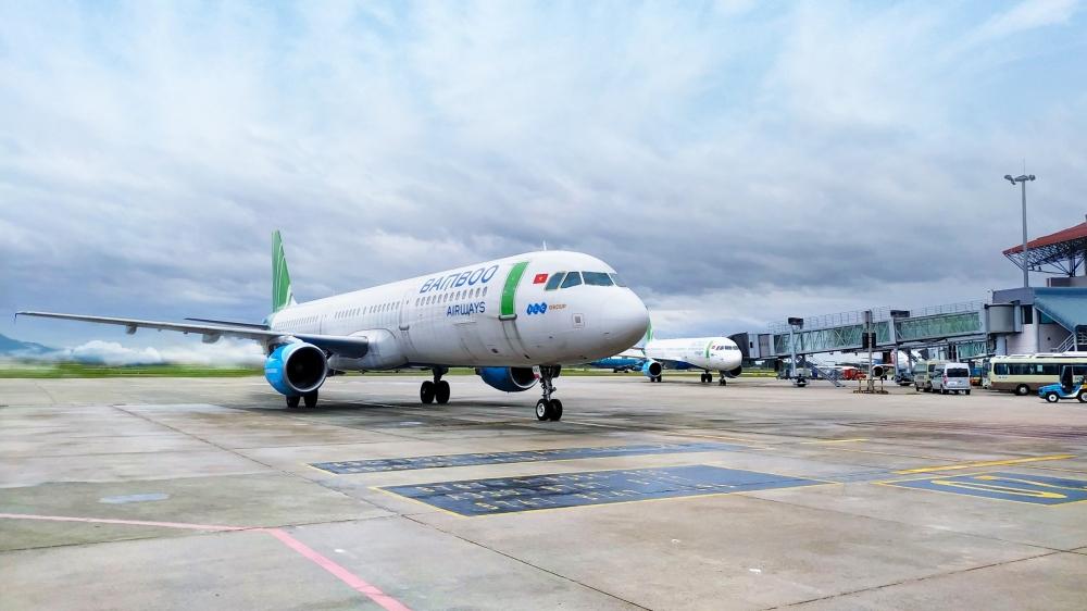 Gần 500 hành khách vùng núi phía Bắc về quê an toàn trên các chuyến bay đặc biệt của Bamboo Airways