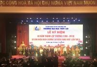 Trường Đại học Thủy lợi kỷ niệm 60 năm thành lập và vinh dự đón nhận Huân chương Lao động hạng Nhất (lần 2)