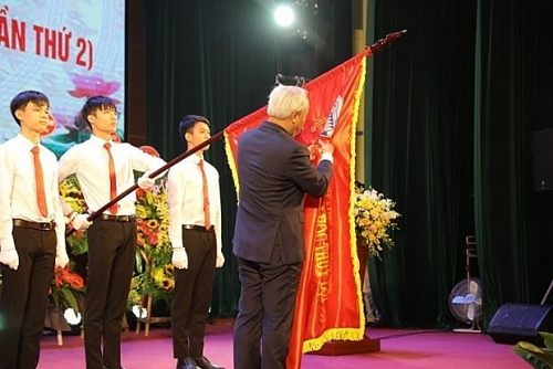truong dai hoc thuy loi ky niem 60 nam thanh lap va vinh du don nhan huan chuong lao dong hang nhat lan 2