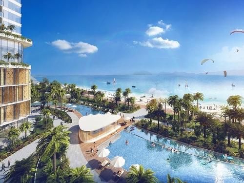 cong suat buong phong loi the cua sunbay park hotel resort phan rang