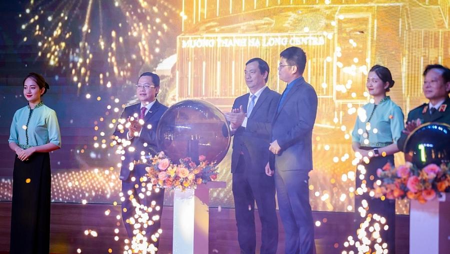 Khai trương Mường Thanh Luxury Hạ Long Centre - Tổ hợp khách sạn và căn hộ sang trọng bậc nhất