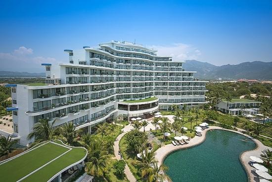 Đón năm mới trọn gói 5 sao giá không tưởng tại Cam Ranh  Riviera