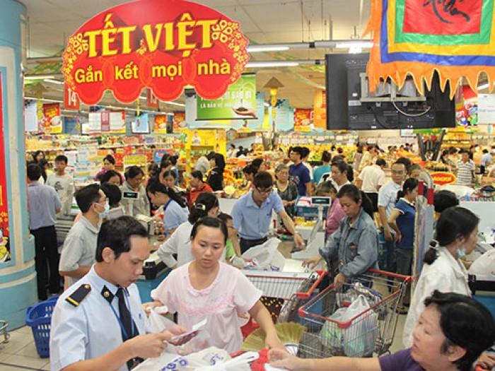 Thanh Hóa bình ổn thị trường, hàng hóa đa dạng