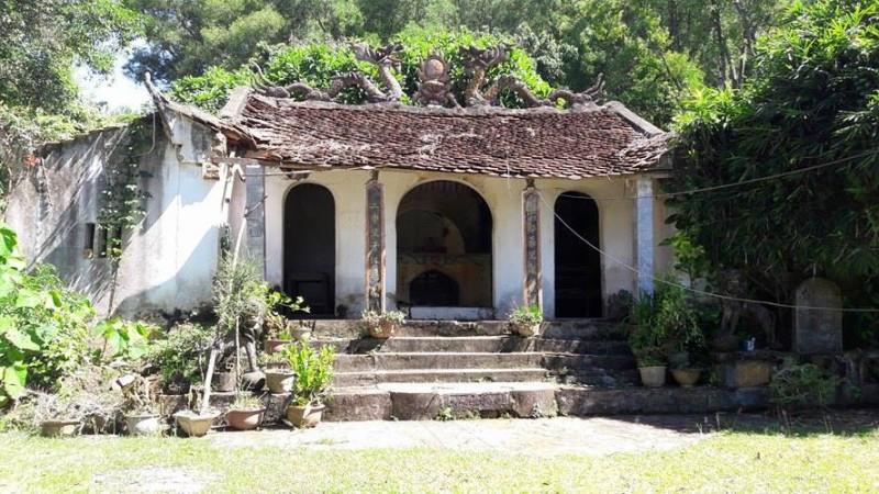 Đền thờ Trịnh Khả ở Thanh Hóa xuống cấp nghiêm trọng