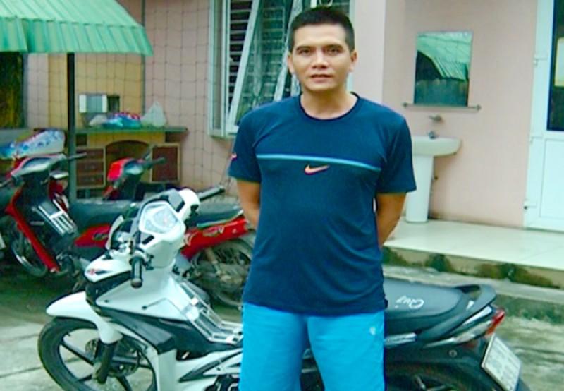 Thanh Hóa: Bắt giữ tên cướp chuyên giật túi xách phụ nữ