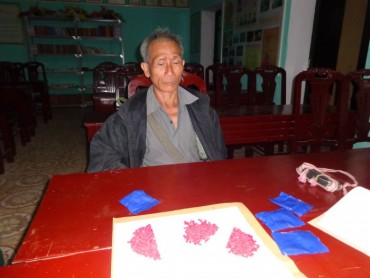 Bắt giữ đối tượng mang 1.000 viên hồng phiến từ Lào về Thanh Hóa