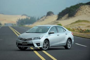 Lỗi túi khí an toàn: Toyota Việt Nam triệu hồi hơn 11.000 xe