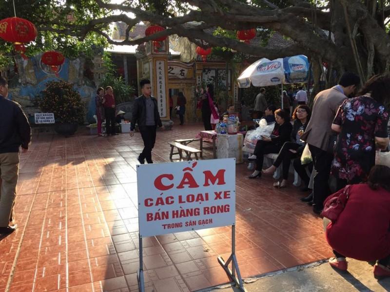 Nam Định: Nạn ăn xin, cờ bạc trá hình bủa vây đền, chùa
