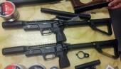 Tóm gọn đối tượng vận chuyển súng hơi trái phép tại sân bay Nội Bài