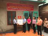 LĐLĐ huyện Thanh Trì: Bàn giao nhà mái ấm công đoàn